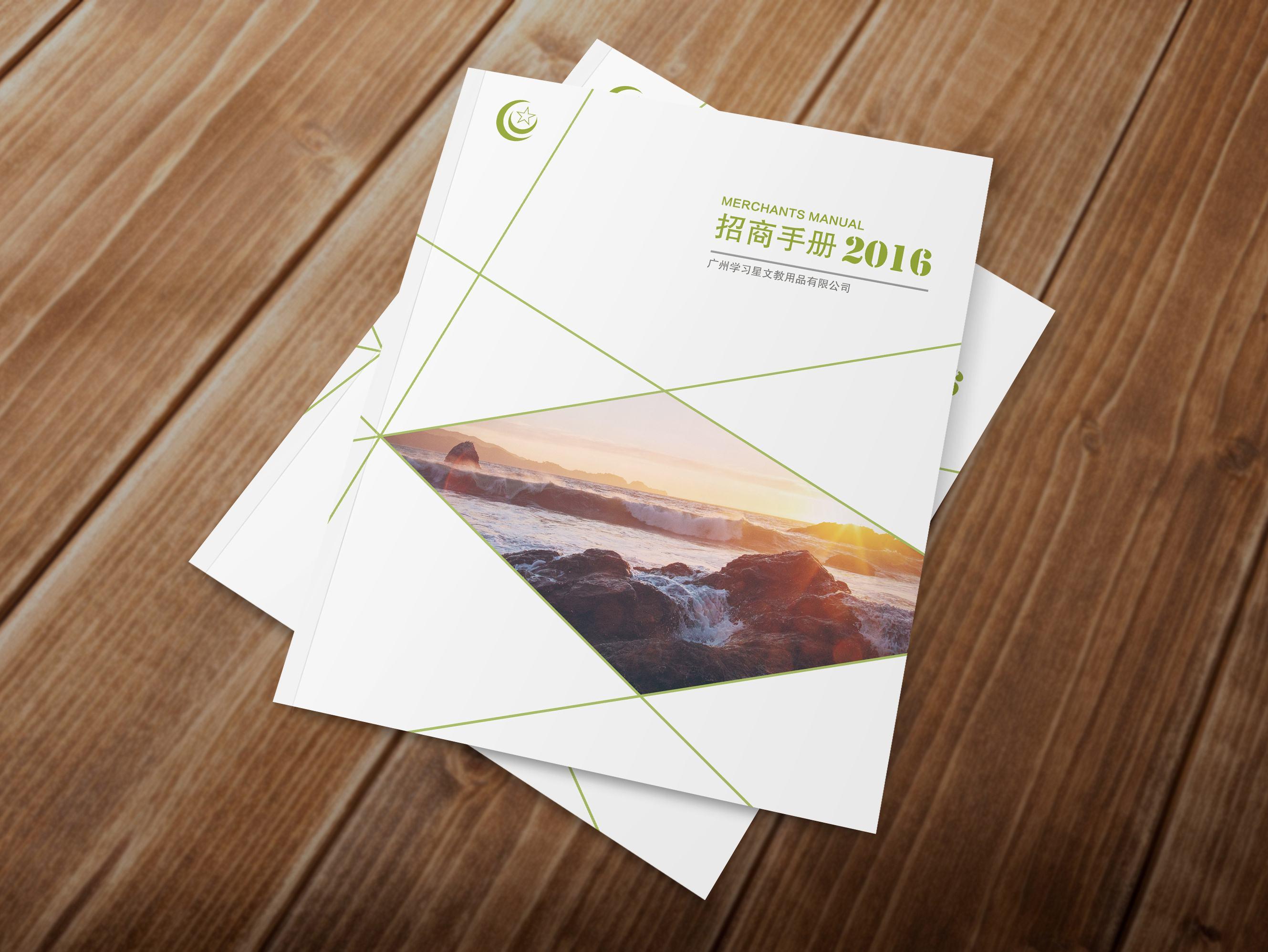 项目招商手册